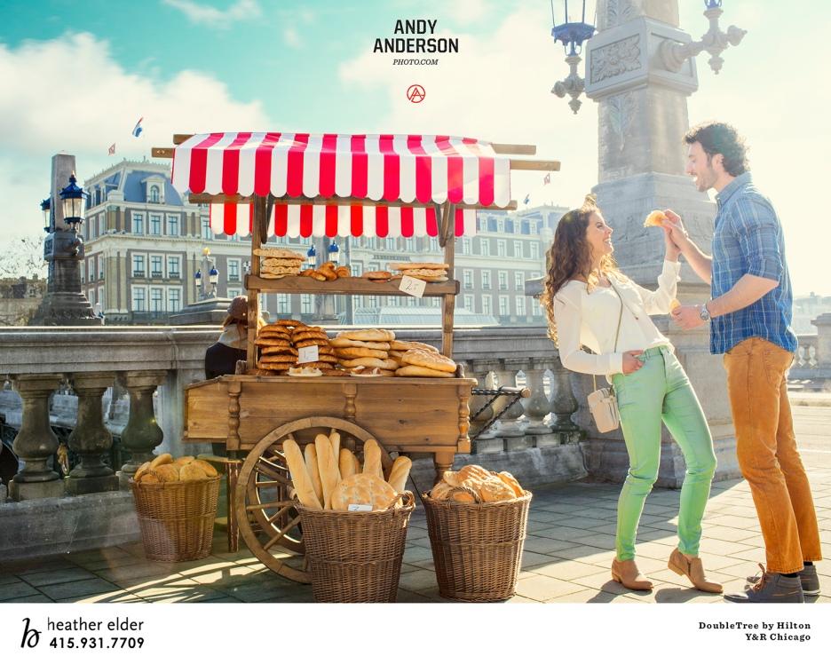 DT Food Cart